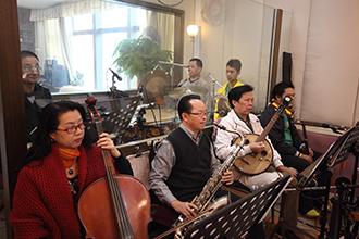 Sheng Wei Opera