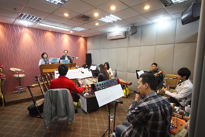 Yi Xing Opera
