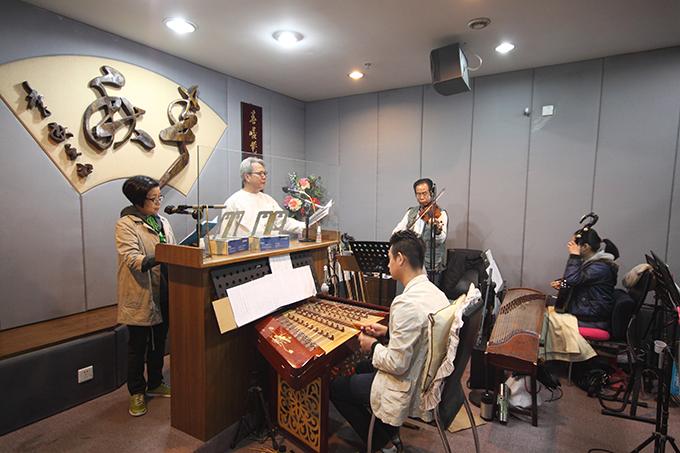 ChunQiu YiYuan Opera