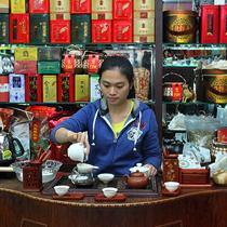 Si Hai tea shop