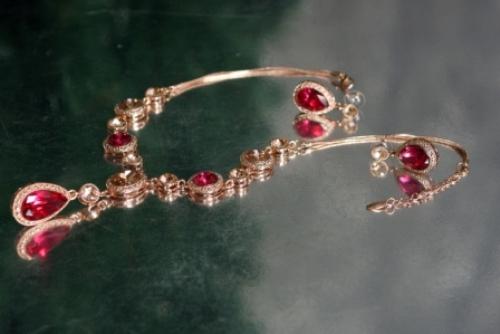 Ai Meili jewelry Pavilion