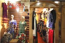 Paris fashion workshop